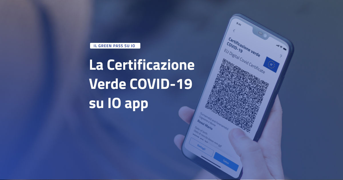 Certificato Verde Covid